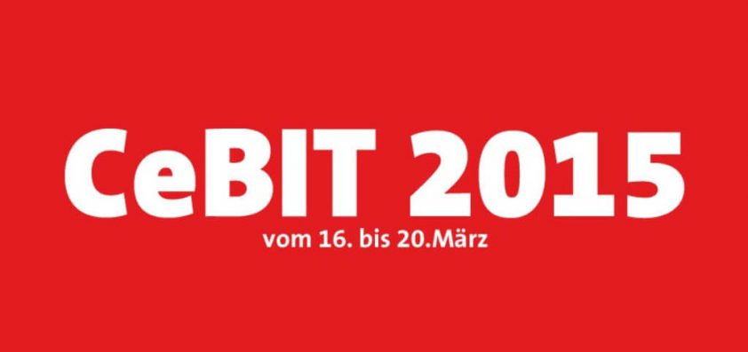 Cebit 2015 Top Themen