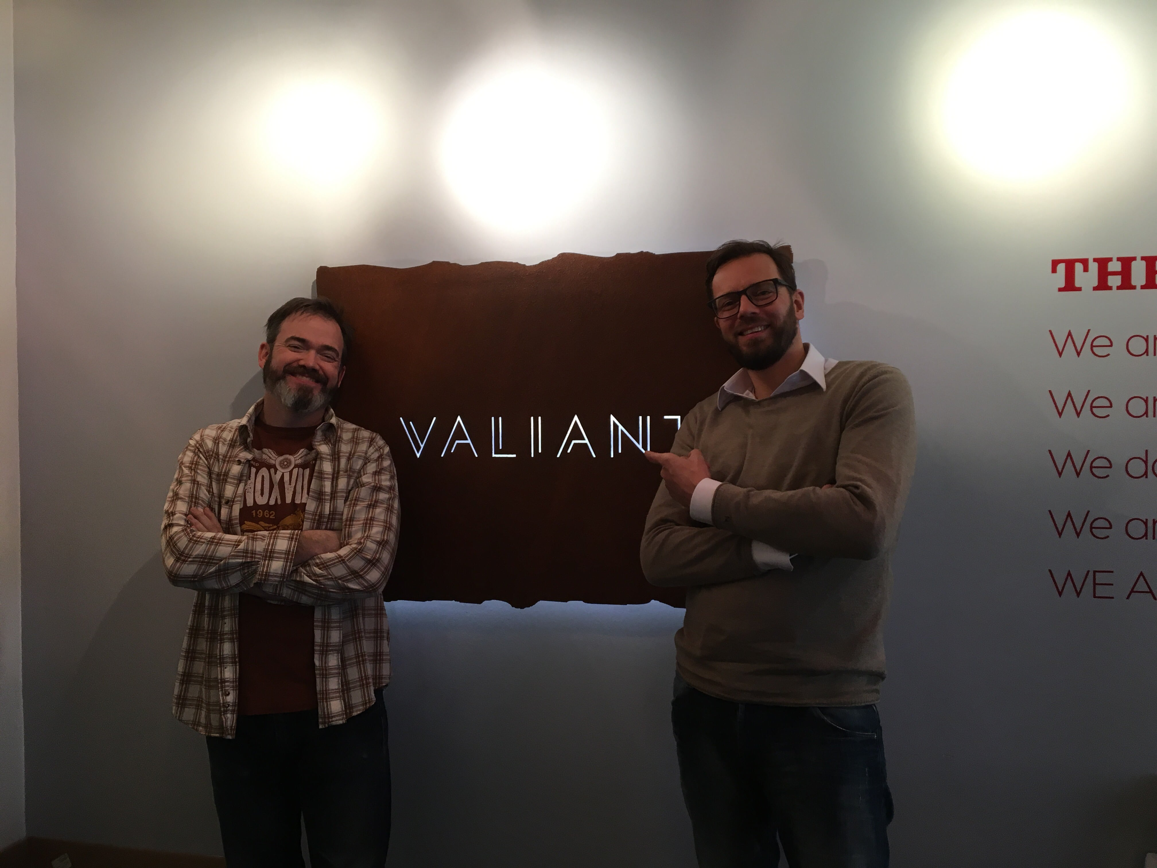 Managed Service Bei Valiant